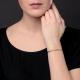Bracelet Or 18 Carats Jaune - Maille Palmier - Femme