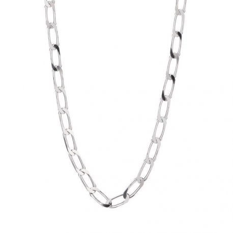 Collier / Chaîne Homme Argent 925 - Maille Cheval